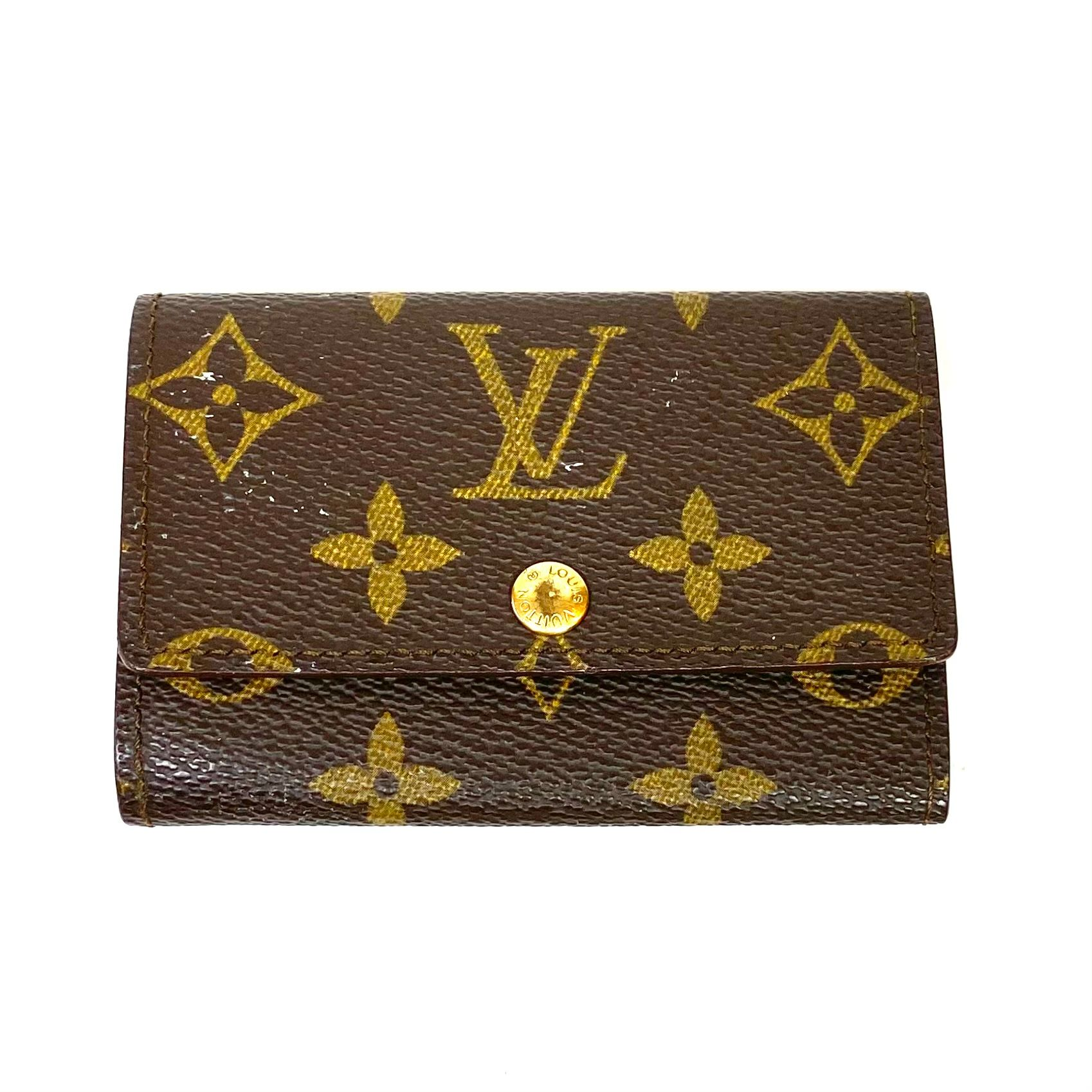 Porta Chaves Louis Vuitton Monograma