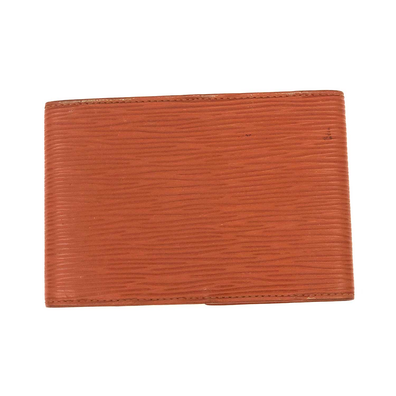 Porta Cheques Louis Vuitton Epi Caramelo