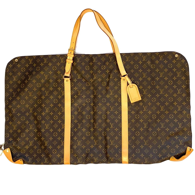 Porta Terno Louis Vuitton Monograma