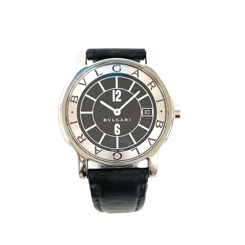 Relógio Bvlgari Solotempo ST 35 S
