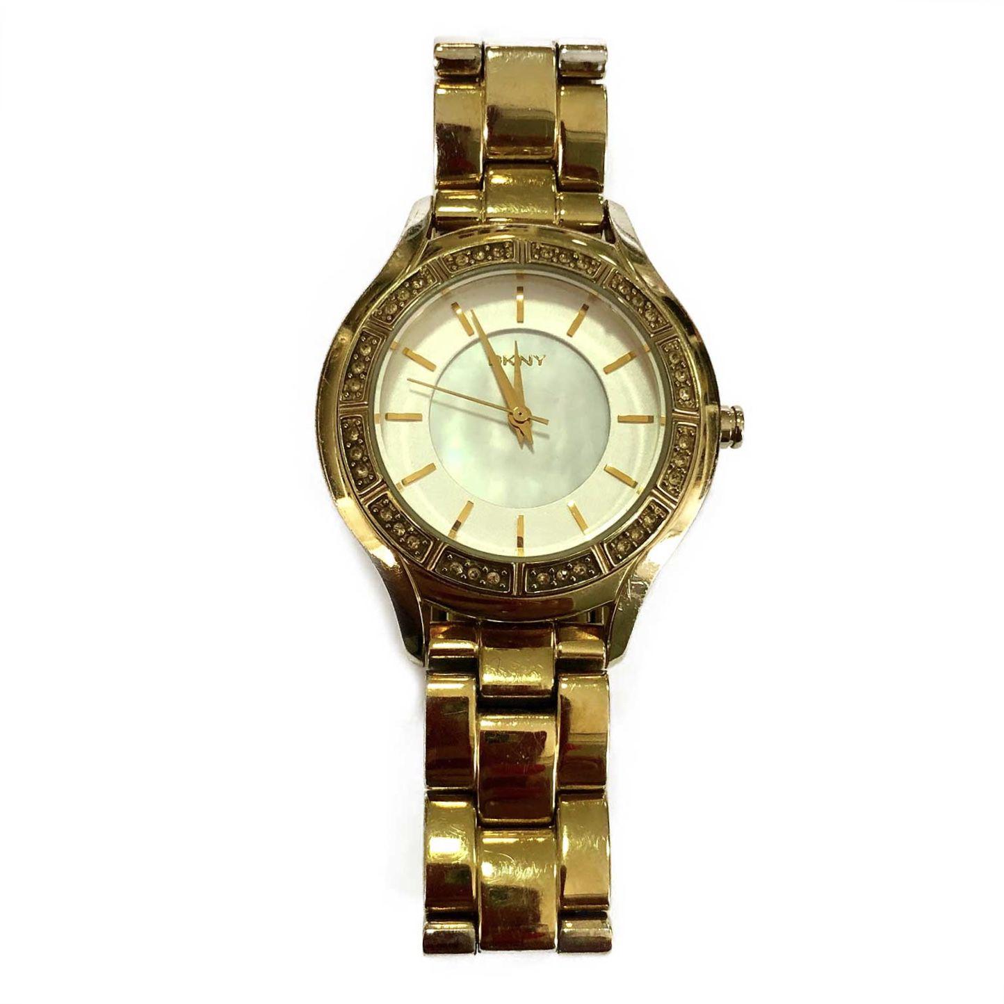 Relógio DKNY Dourado