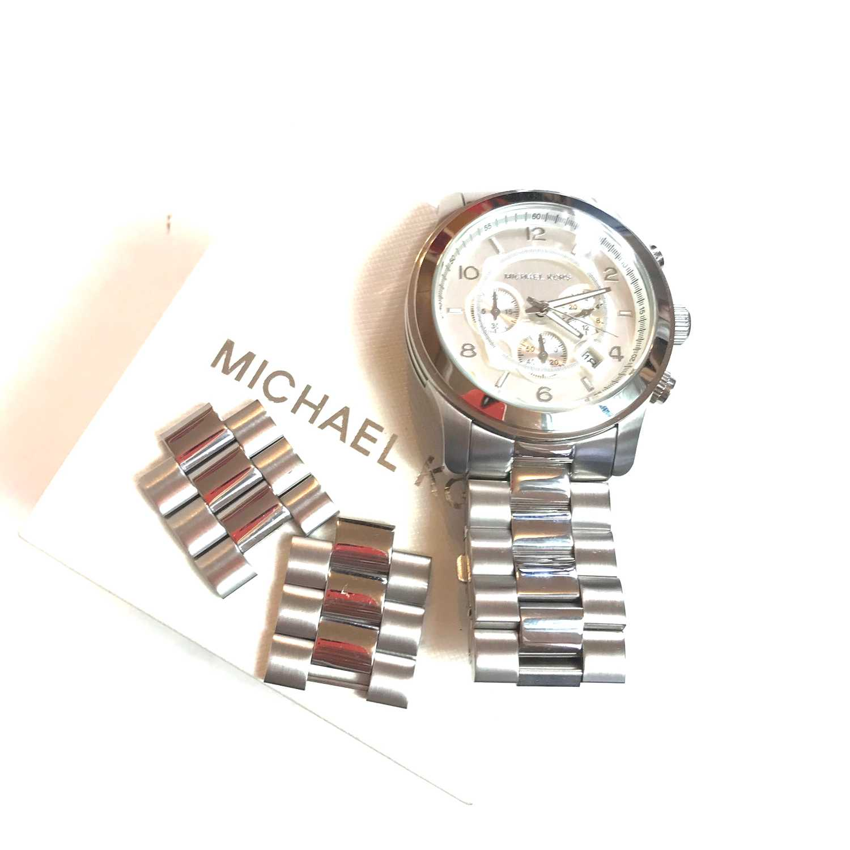 Relógio Michael Kors MK8086 Prateado