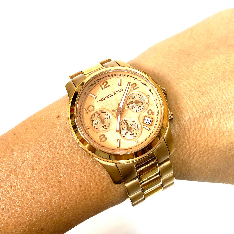 Relógio Michael Kors Rose MK 5128