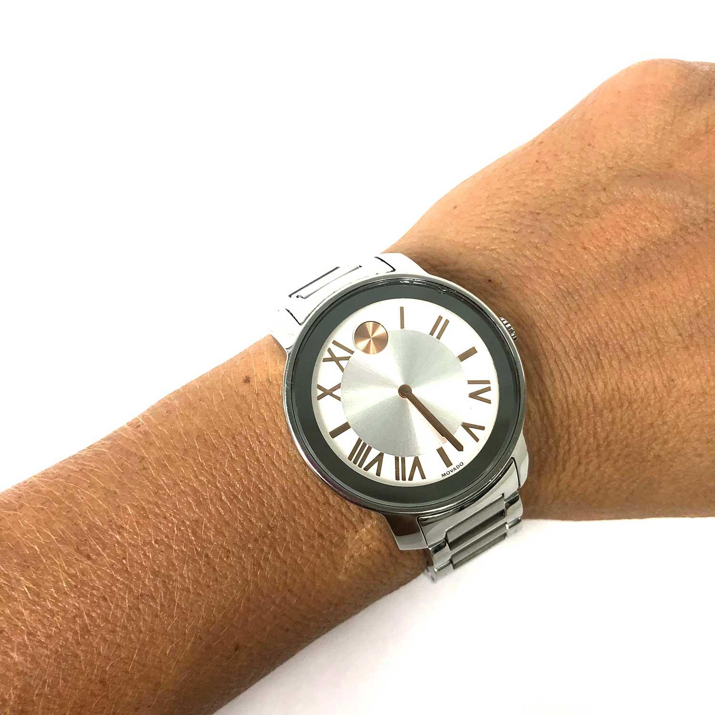 Relógio Movado Prateado