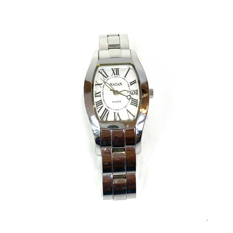 Relógio Natan Prata