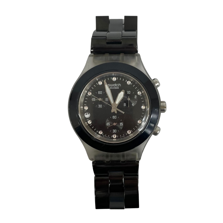 Relógio Swatch Irony Diaphane
