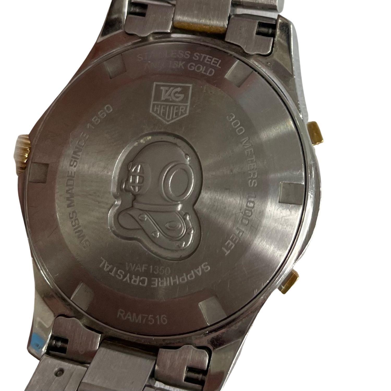 Relógio TAG Heuer WAF 1350