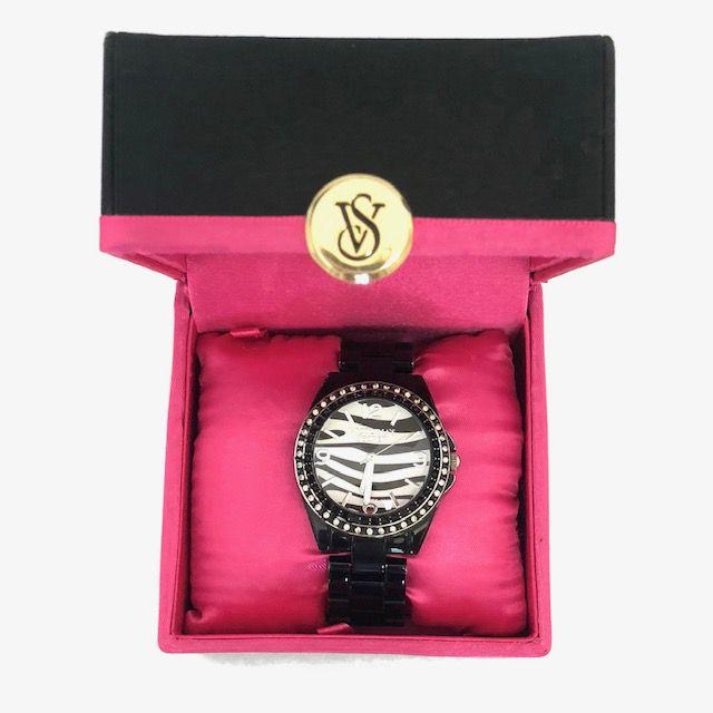 Relógio Victoria Secrets Zebra