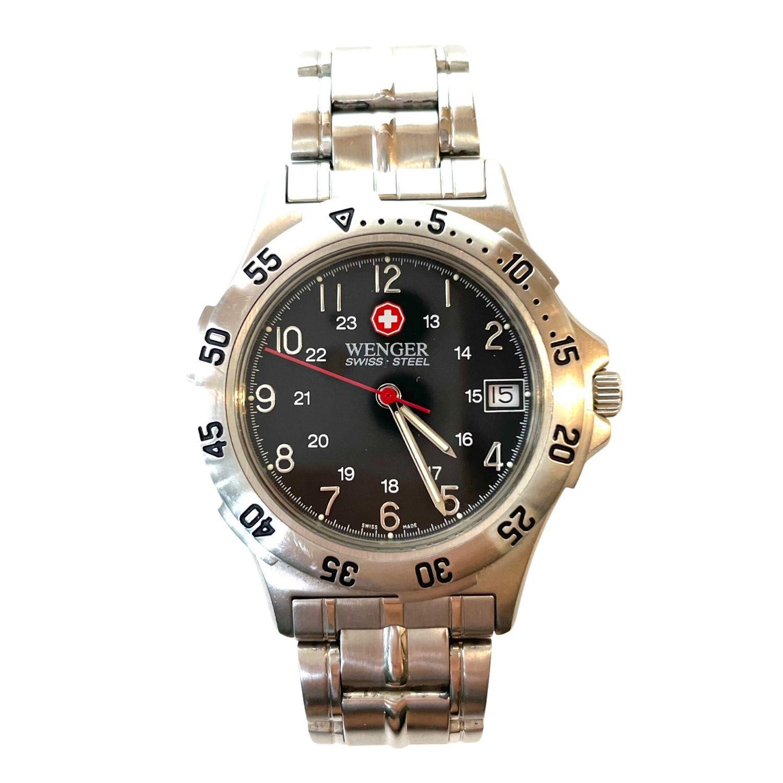 Relógio Wenger 9849 Prateado