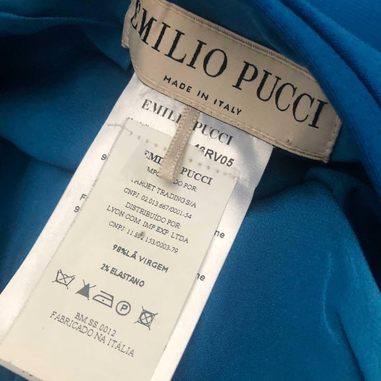 Saia Pucci Azul