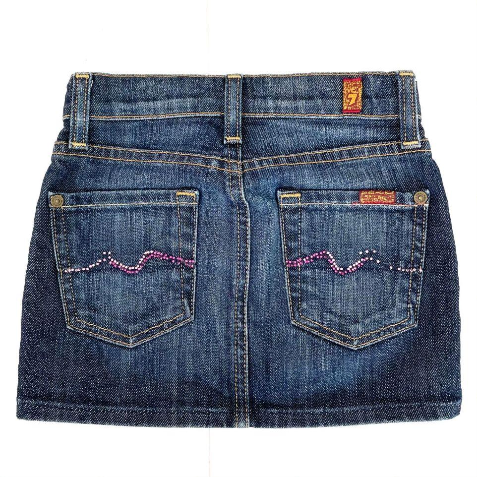 Saia Seven Jeans