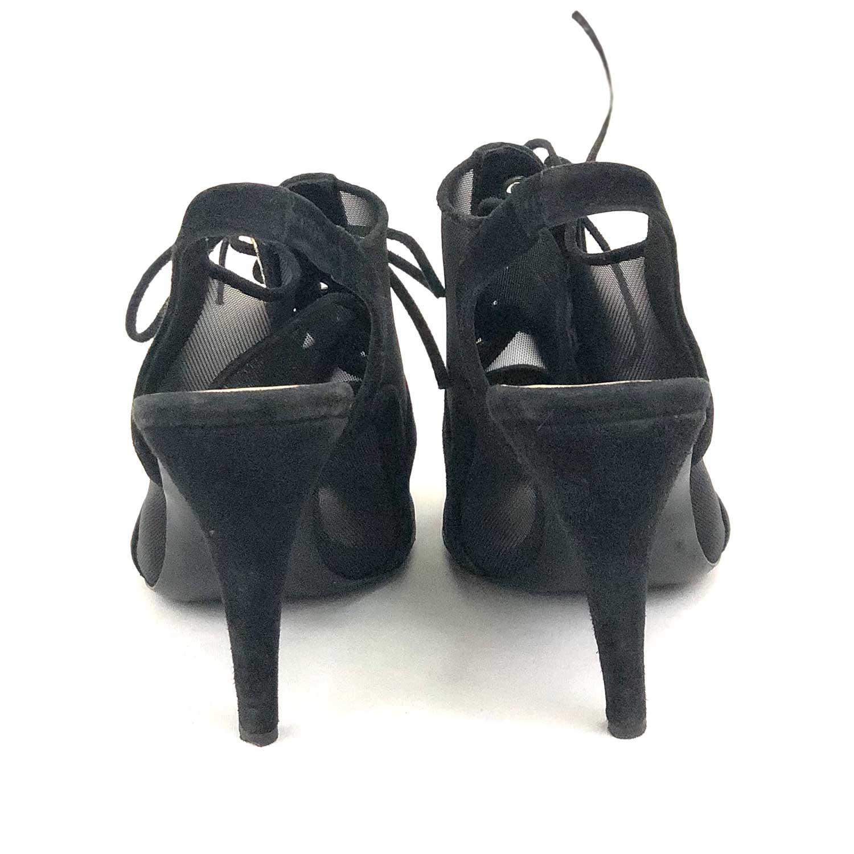 Sandália Chanel Preta