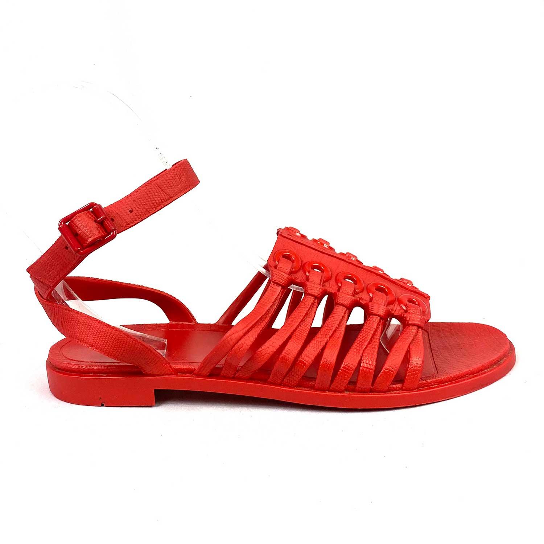 Sandália Givenchy Coral