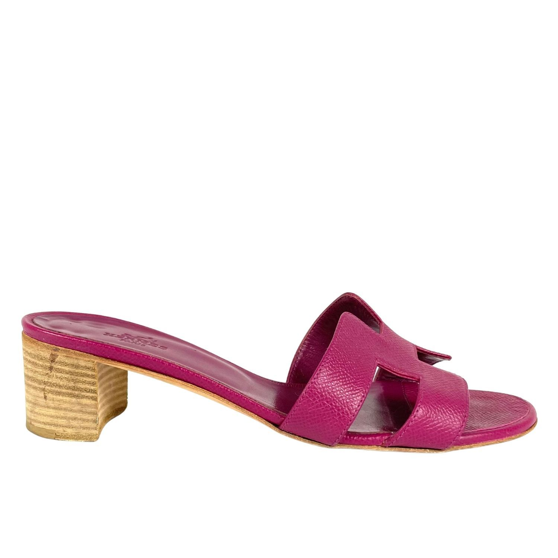 Sandália Hermès Oasis