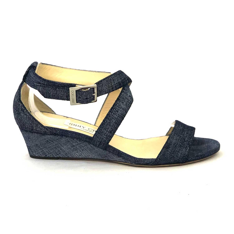 Sandália Jimmy Choo Jeans