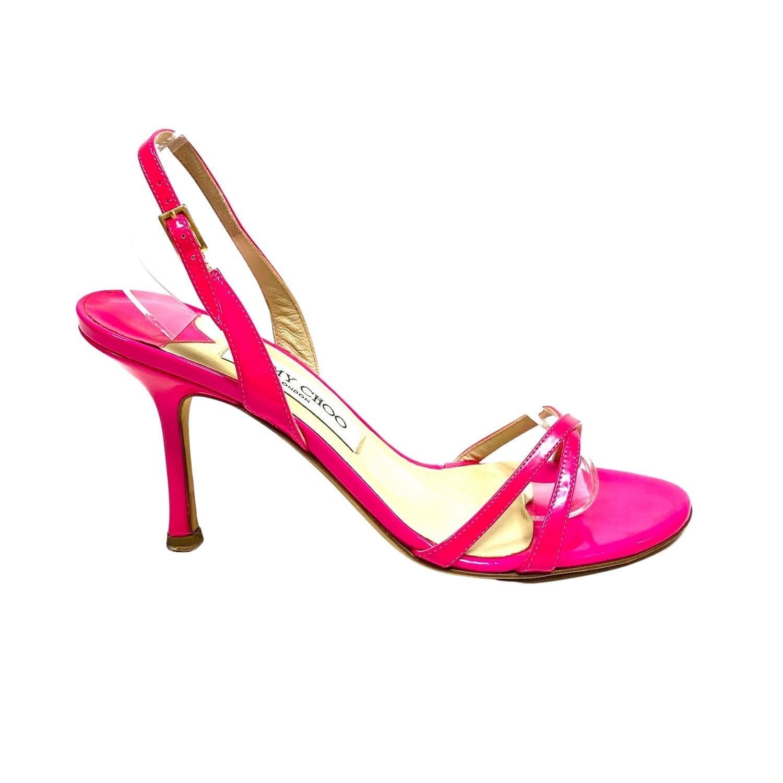 Sandália Jimmy Choo Pink