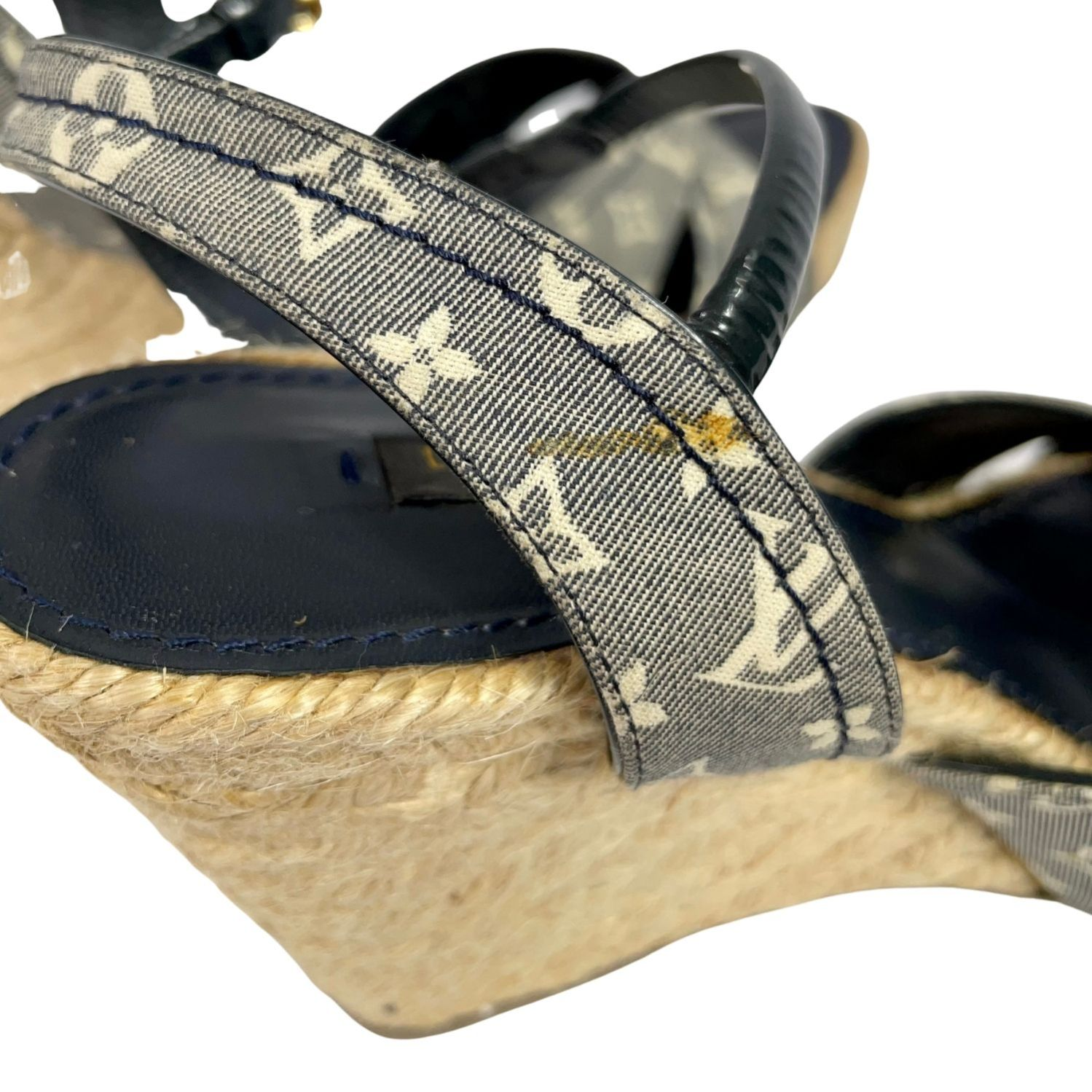 Sandália Louis Vuitton Idylle