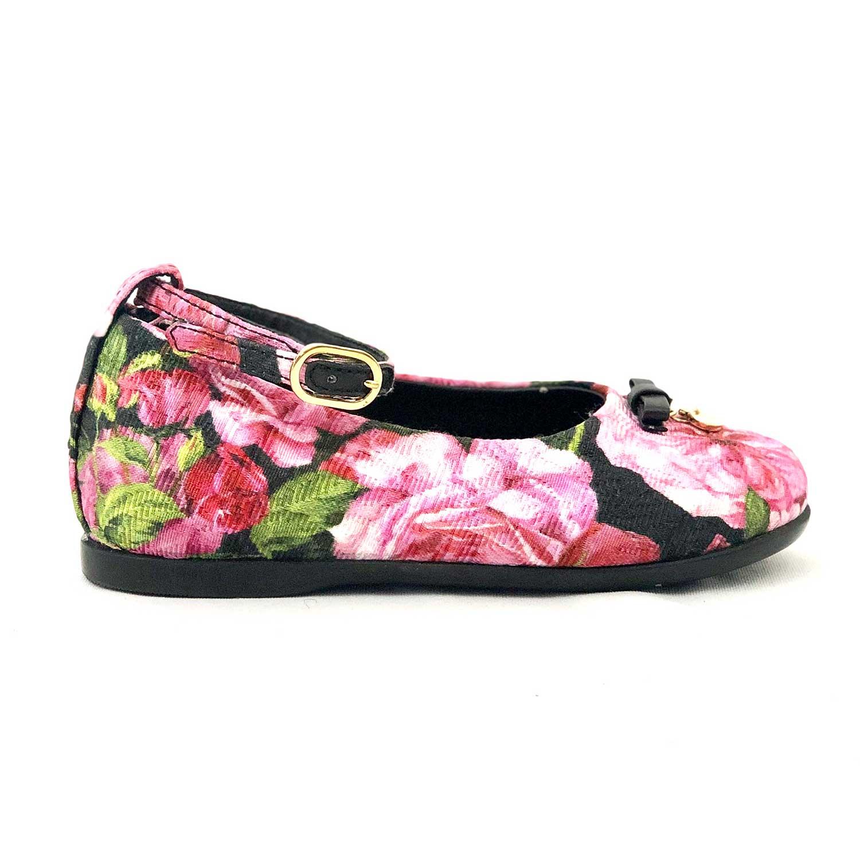 Sapatilha D&G Floral Infantil