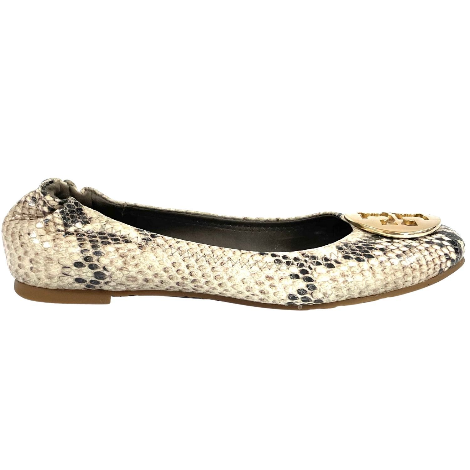 Sapatilha Tory Burch Embossed Snake