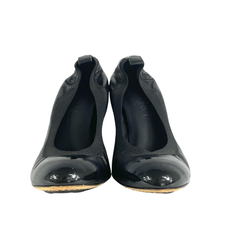 Sapato Chanel Spirit CC