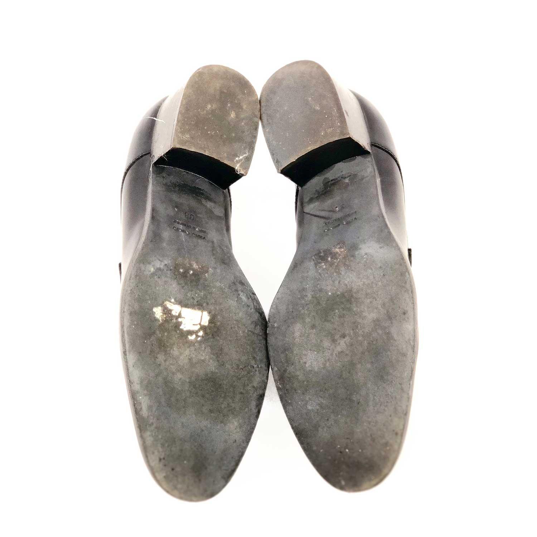 Sapato Lanvin Oxford Preto