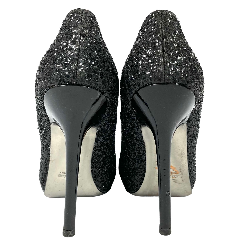 Sapato Miu Miu Glitter