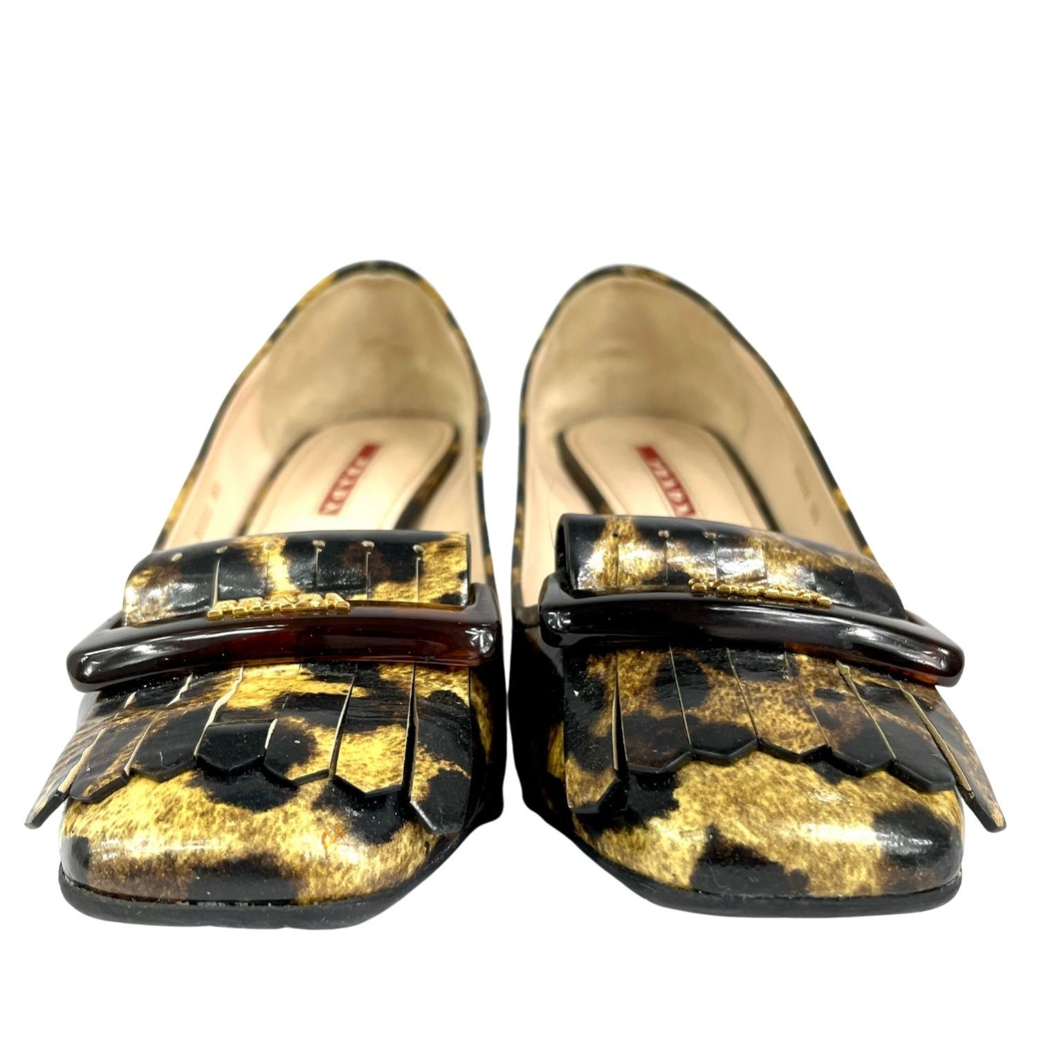 Sapato Prada Animal Print
