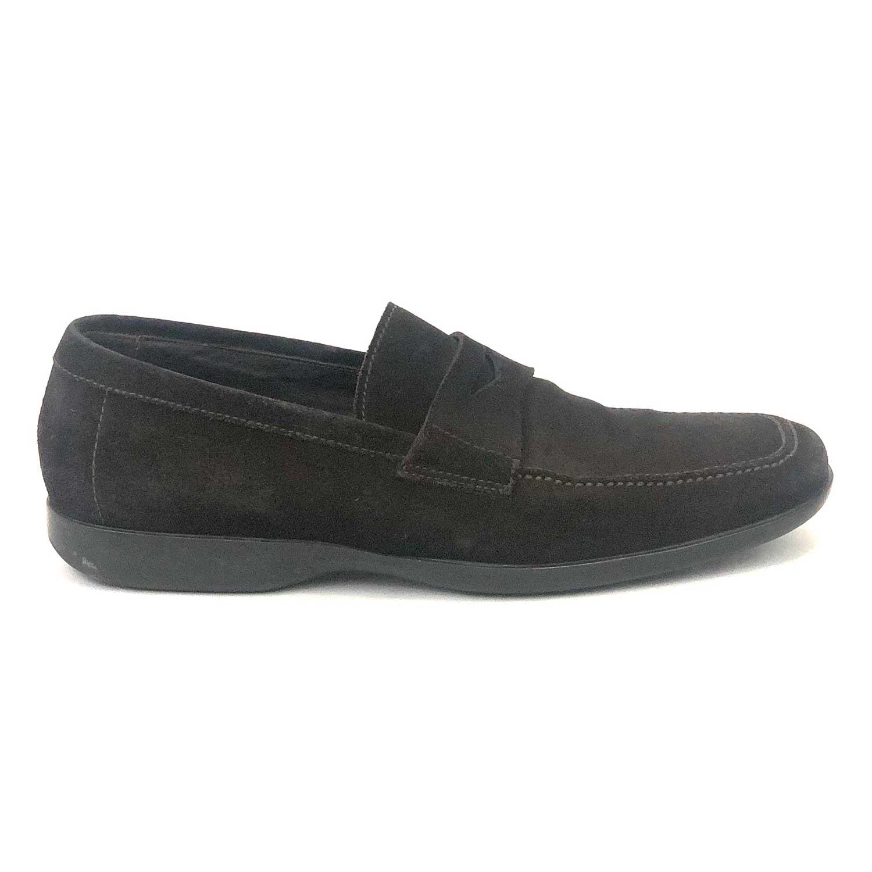 Sapato Prada Marrom