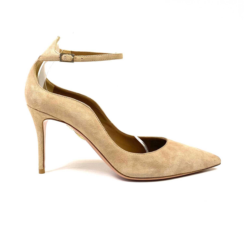 Sapato Scarpin Aquazzura Nude