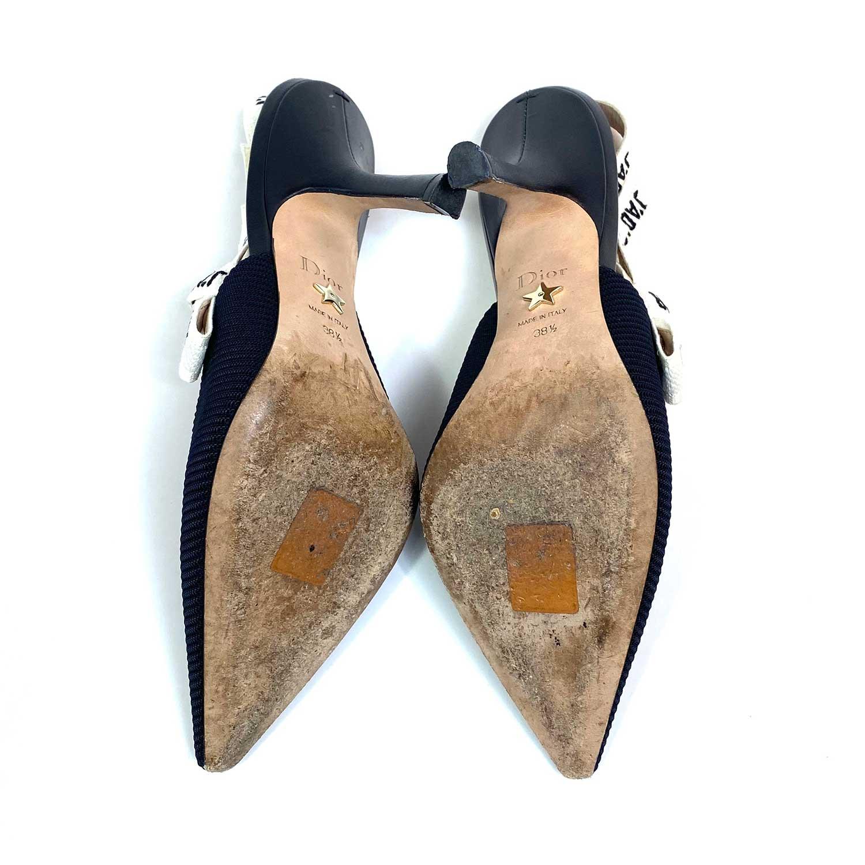 Sapato Scarpin Dior J'Adior Preto