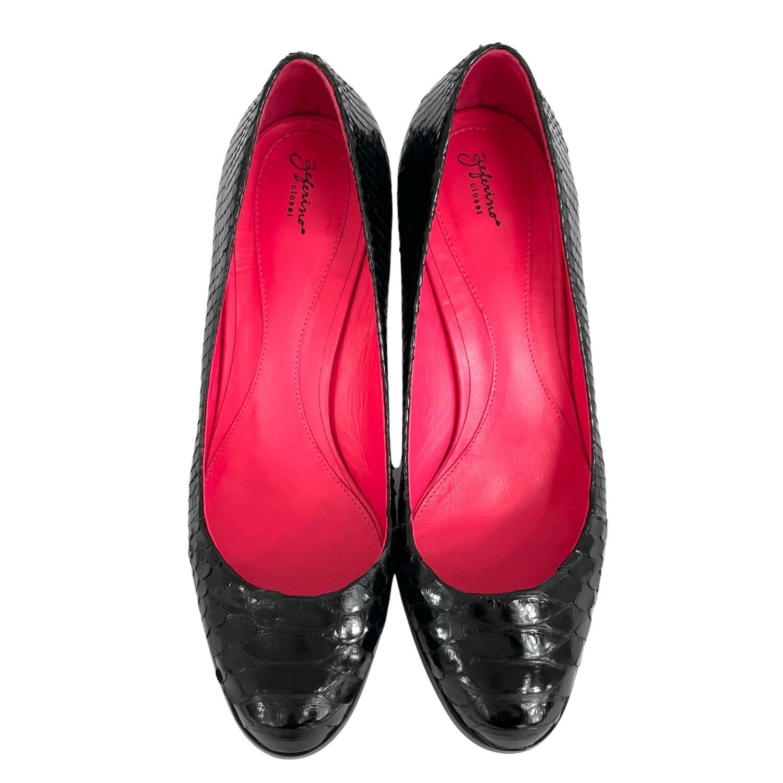 Sapato Zeferino Verniz