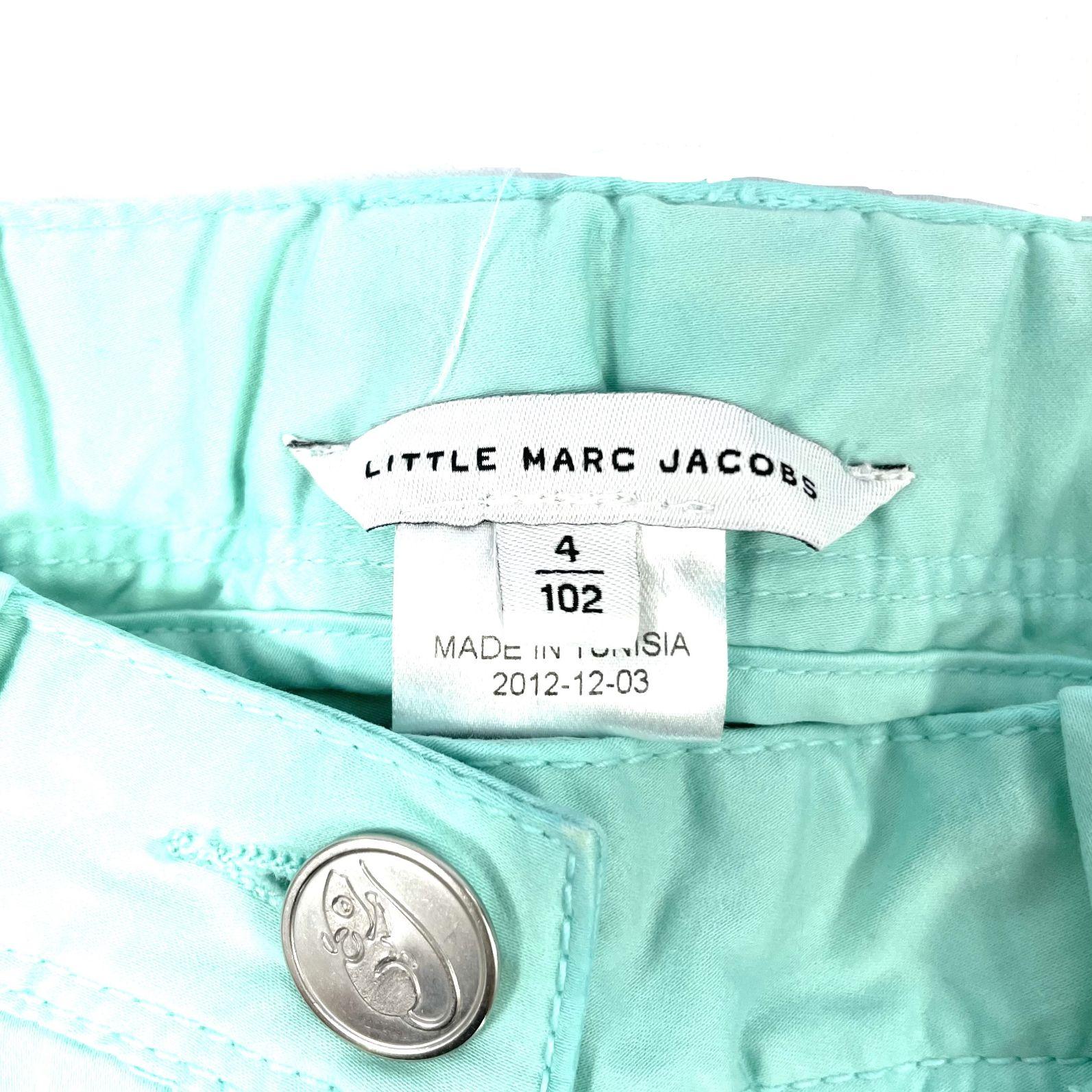 Shorts Marc Jacobs Verde Água