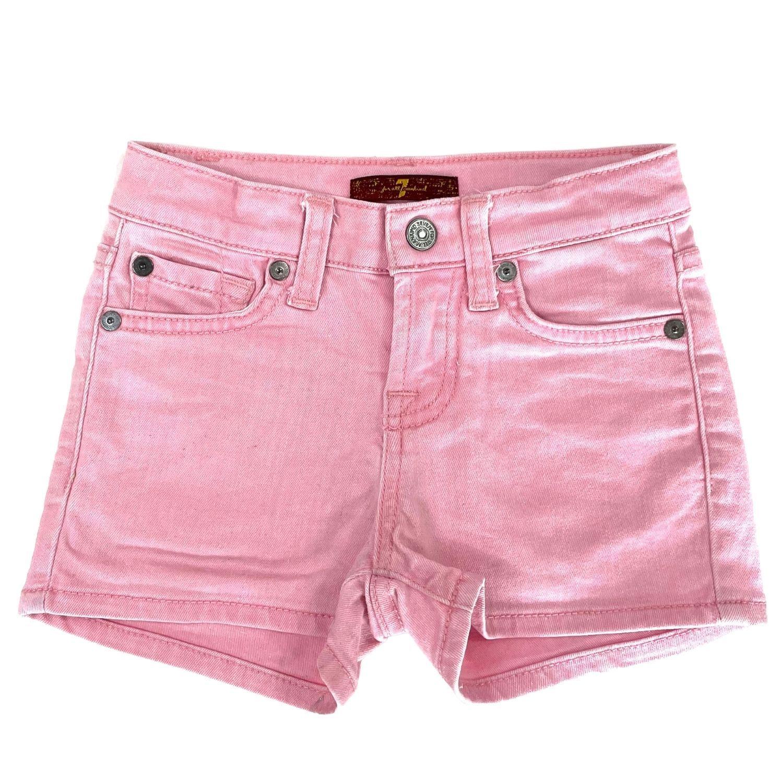 Shorts Seven Jeans Rosa