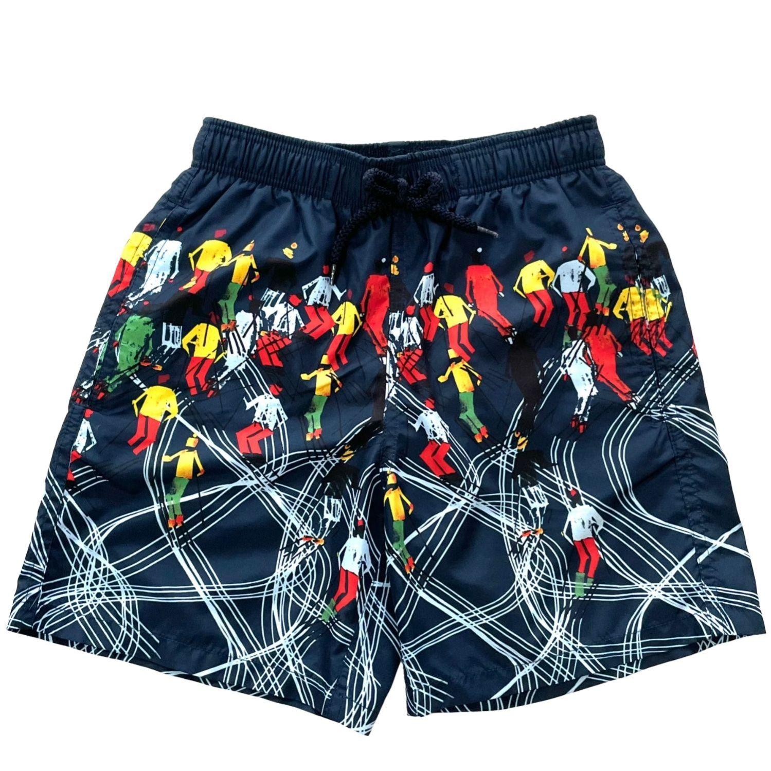 Shorts Vilebrequin Estampado