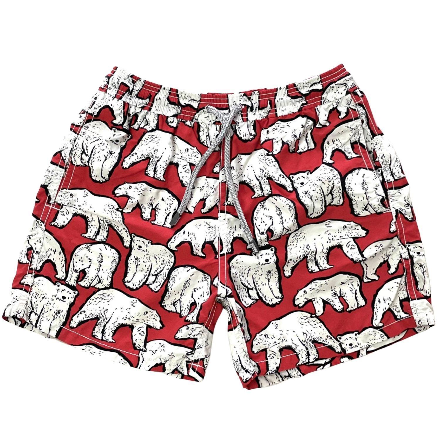 Shorts Vilebrequin Urso Polar