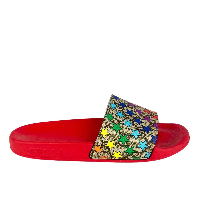 Slide Gucci GG Star