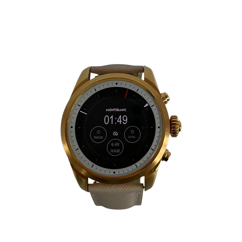 Smartwatch Montblanc Summit
