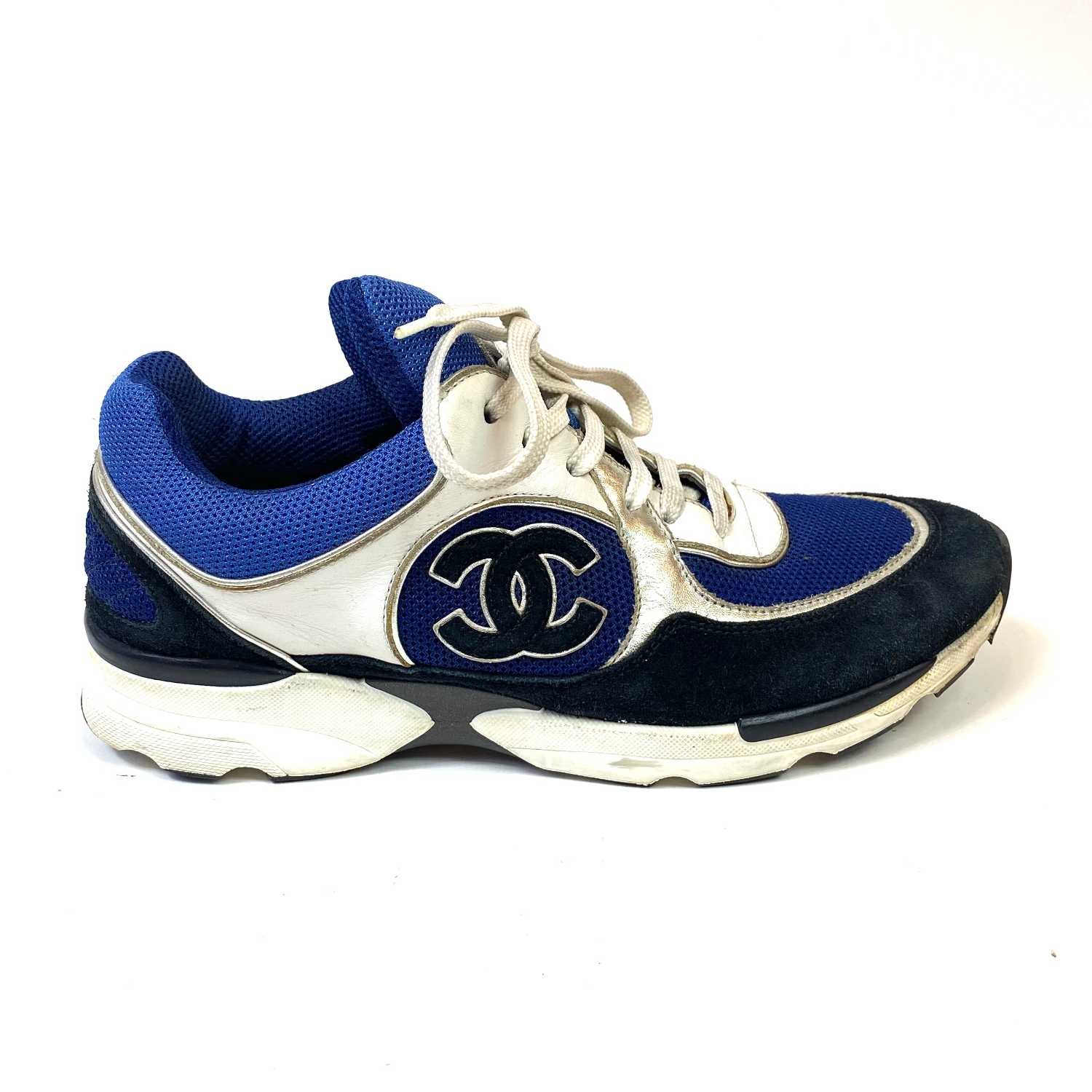 Tênis Chanel CC Runner Color