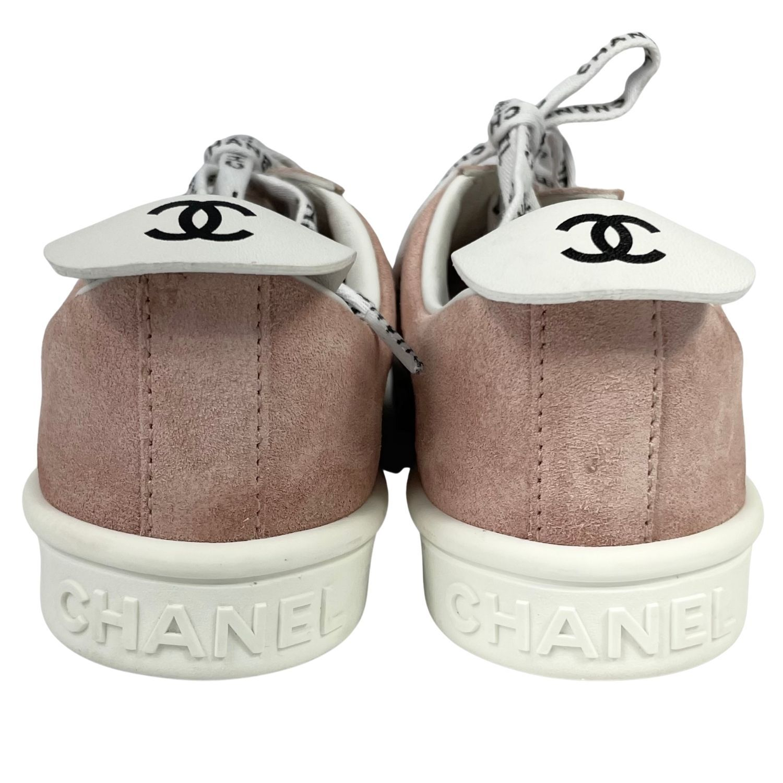 Tênis Chanel Suede