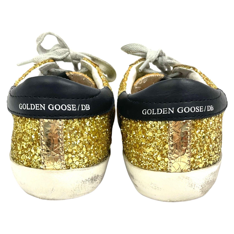 Tênis Golden Goose Glitter