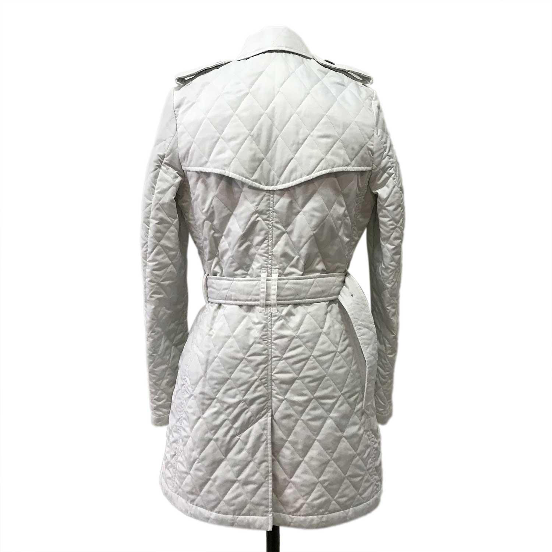 Trench Coat Burberry Branco