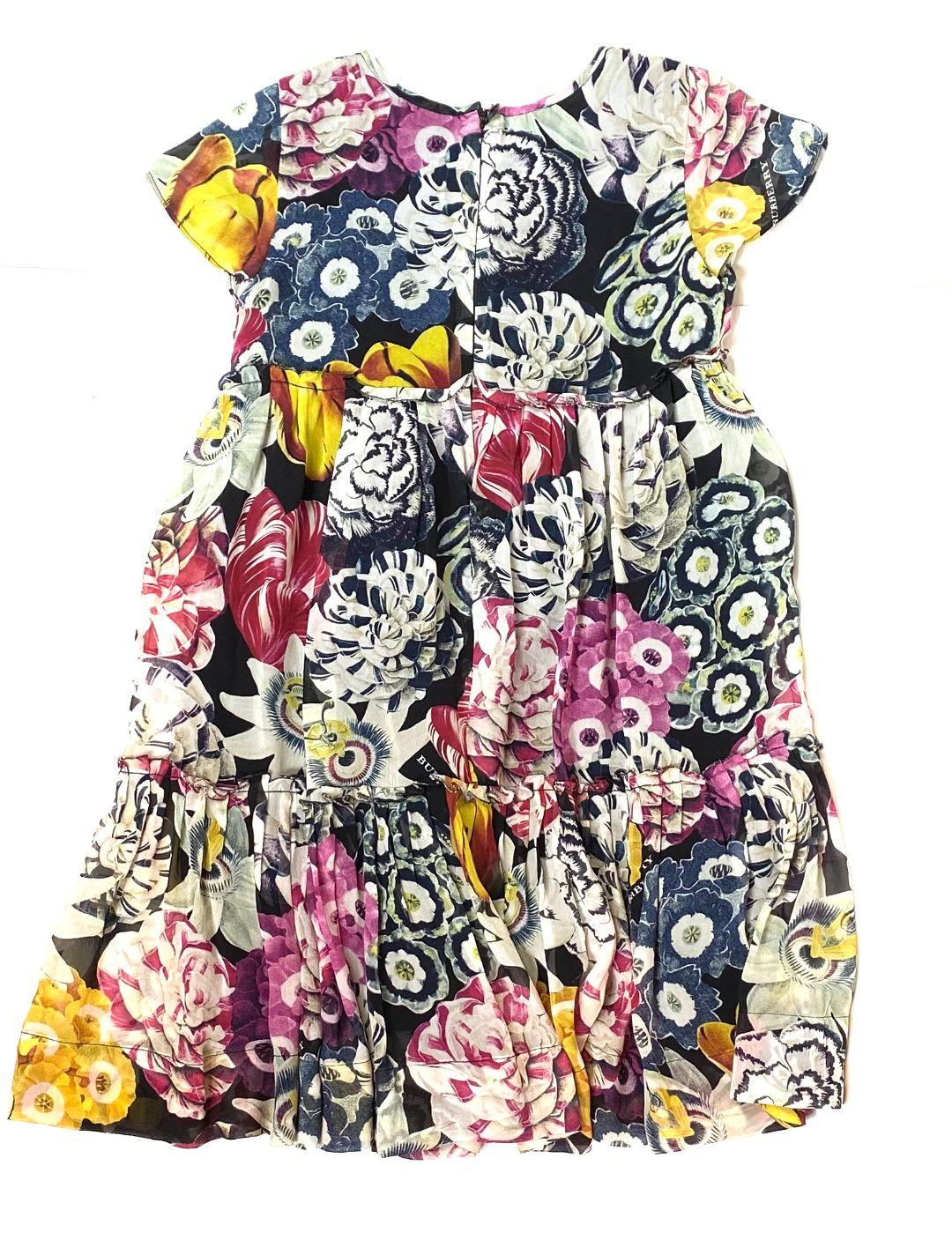 Vestido Burberry Florido