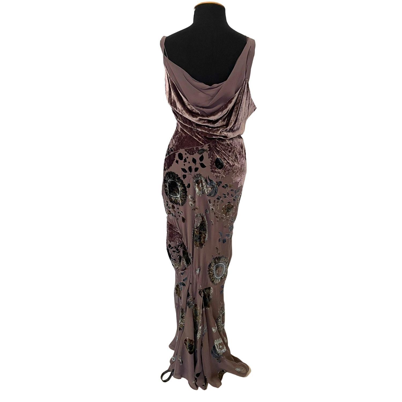 Vestido Dior Veludo