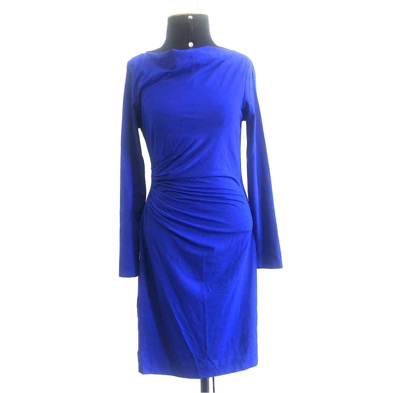 Vestido DVF Azul