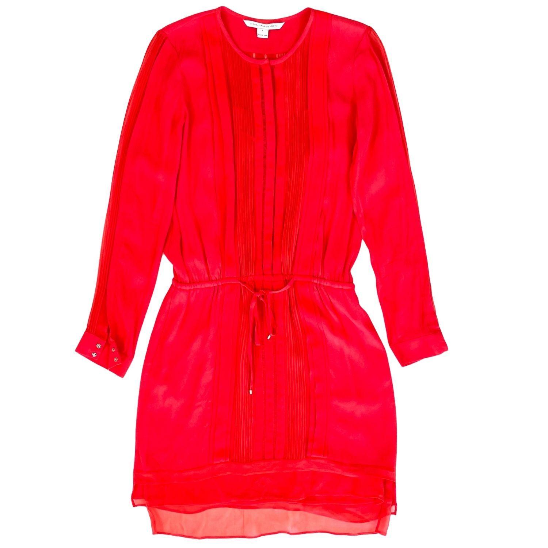 Vestido DVF Vermelho