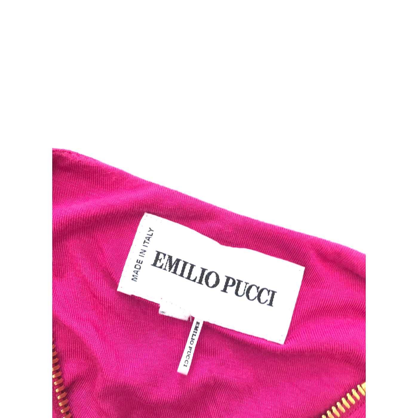 Vestido Emilio Pucci Fucsia