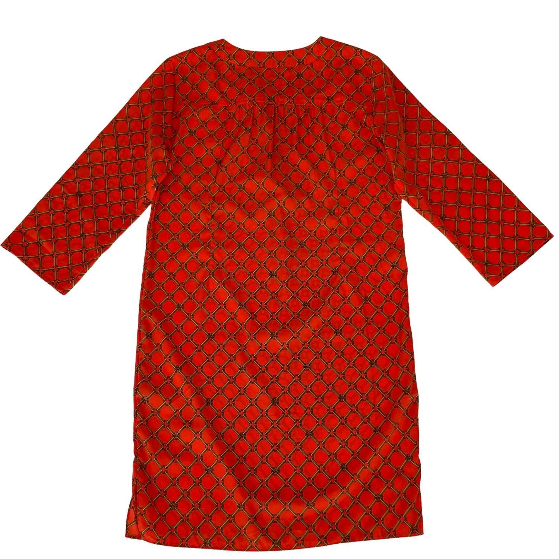 Vestido Michael Kors Laranja