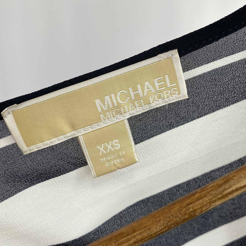 Vestido Michael Kors Listras