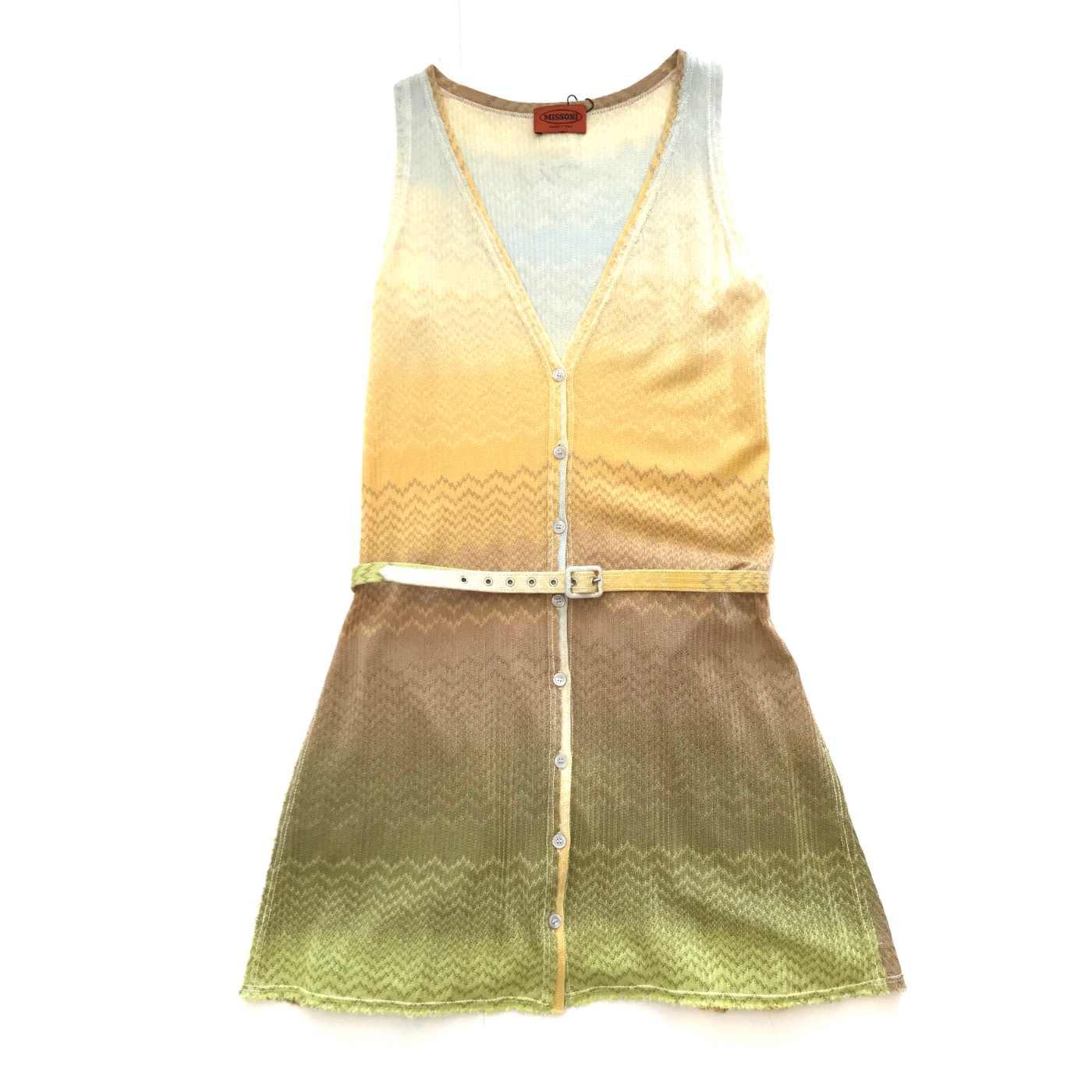 Vestido Missoni Color