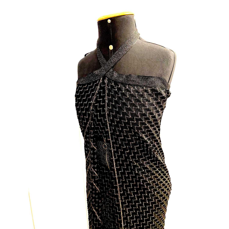 Vestido Missoni Envelope Preto